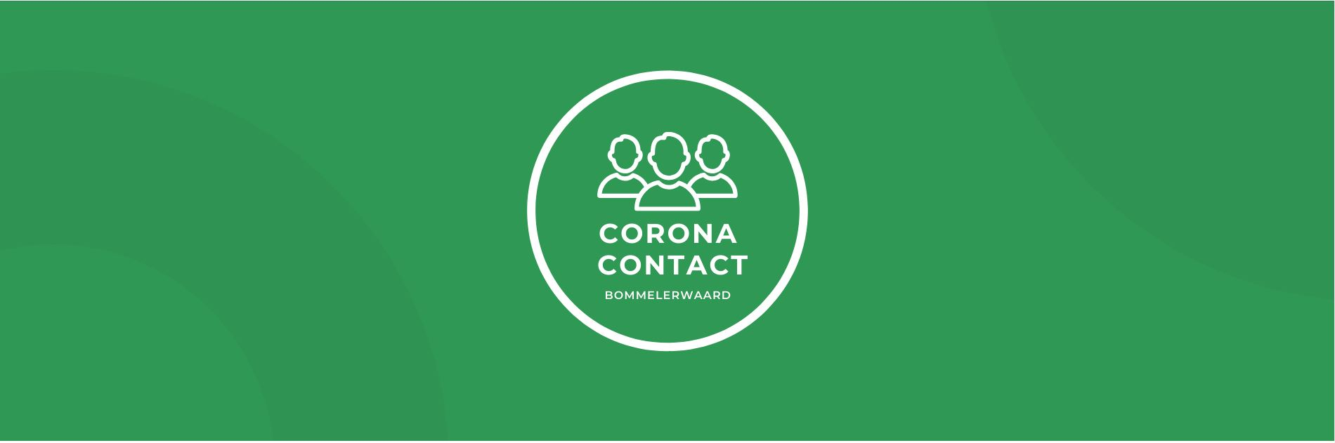Corona contact Bommelerwaard